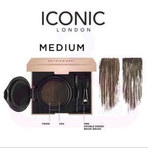 Iconic London•Sculpt & Boost Eyebrow Cushion•Med.